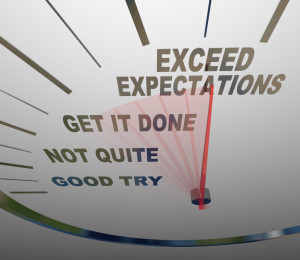 Speedometer - Exceeding Expectations of Your Customers