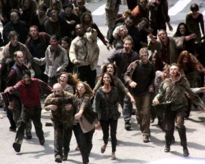 Zombies in search of brains. Politicians need not worry.