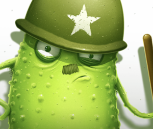 Official Test Cop Pickle