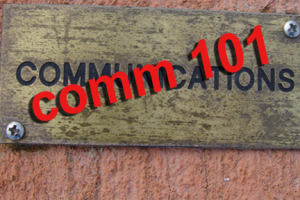 Comm 101 featured image