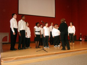Kalamazoo Regional Education Services Agency YAP Choir