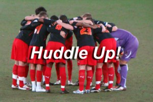 Huddle Up featured image
