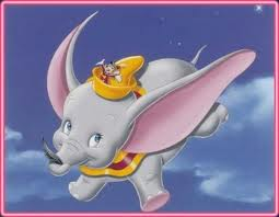Dumbo flies