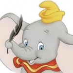 Dumbo and magic feather