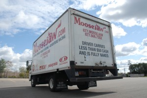 Moosejaw truck