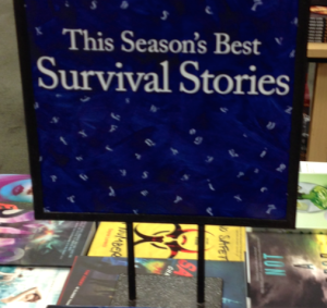 Survival Books at 7.53.00 PM