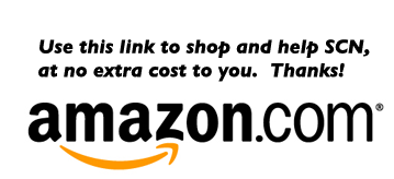 Shop here and help SCN at no extra cost to you