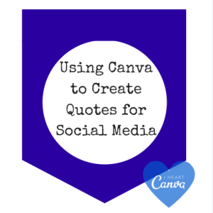 Canva - Quotes Social Media