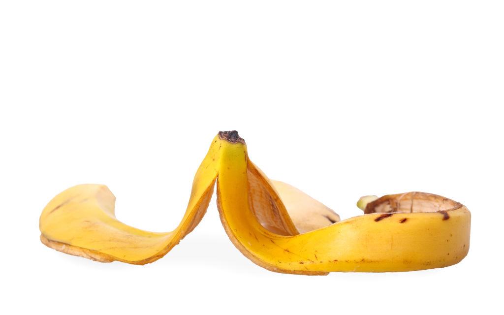 banana peel floor wax
